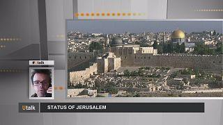 Kudüs şehrinin siyasi durumu