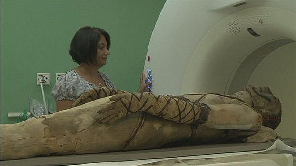 British Museum in London lüftet die Geheimnisse der Mumien