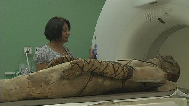 Le British Museum scanne ses momies