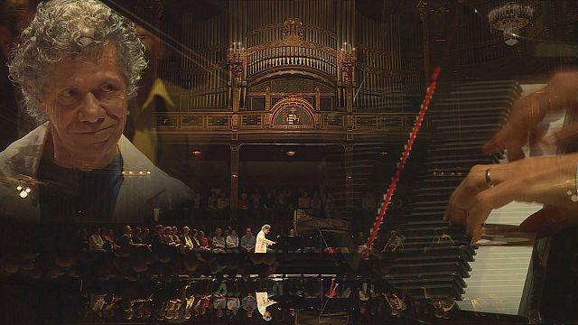Chick Corea sikere a budapesti Zeneakadémián