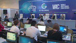 Astana'da 'Avrasya Ekonomi Birliği' heyecanı