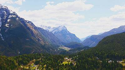 Italian Dolomites: not just for profit