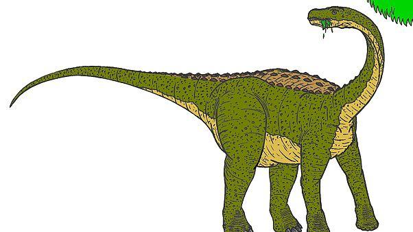 Hazaszállítják Erdélybe a törpe magyar dinoszauruszt