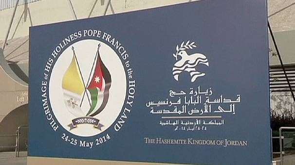 Middle East prepares for Pope Francis' visit