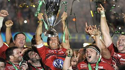 Toulon dominate Heineken Cup Final