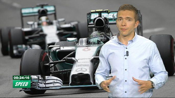 """""""Speed"""": F1, ancora dominio Mercedes"""