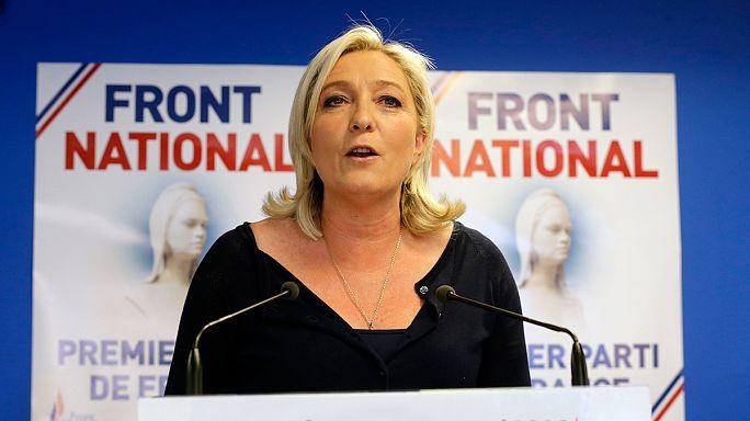 Sokkolta Franciaországot a szélsőjobb előretörése