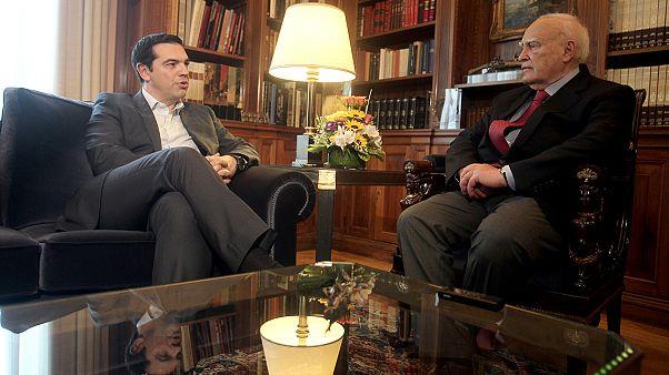 Πρόωρες εκλογές ζητήσε ο Αλ.Τσίπρας από τον πρόεδρο της Δημοκρατίας