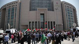 Mavi Marmara davasında tutuklama kararı
