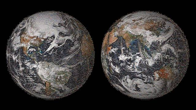 NASA's Global Selfie: More than 100 countries and thousands of photos