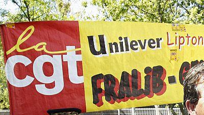 """Les """"Fralib"""" gagnent leur combat contre Unilever"""