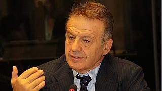 Clini indagato anche per progetti in Cina e Montenegro