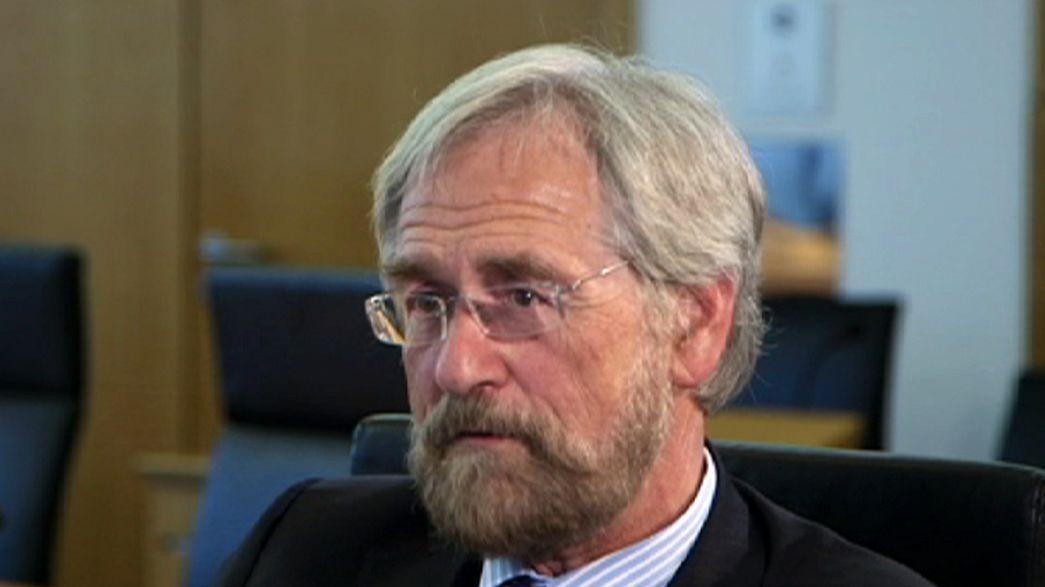 Peter Praet: a folga na economia contém riscos