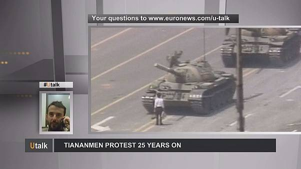 Οι διαδηλώσεις της Τιανανμέν 25 χρόνια μετά
