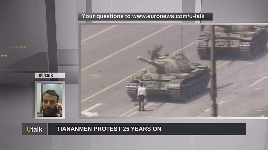 ¿Dónde se quedaron las reivindicaciones de Tiananmen?
