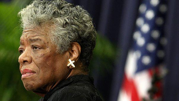 American author and poet Maya Angelou dies at age 86