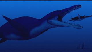 The pliosaur which could smell like a crocodile and swallow a cow in one bite