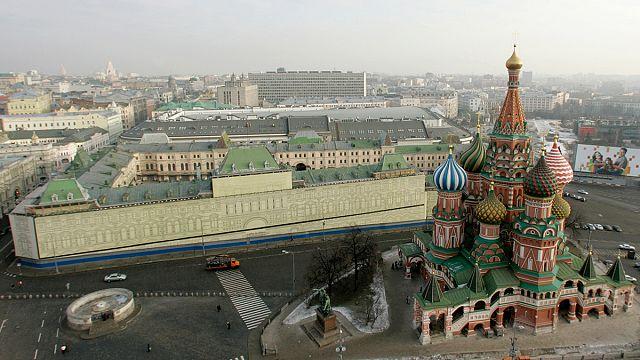 Москва - лучший город земли?