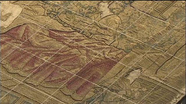L'art de la restauration de textiles anciens