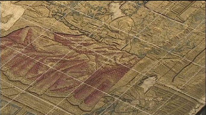 A fáraóktól a szamurájokig: ősi ruhák kiállítása Firenzében