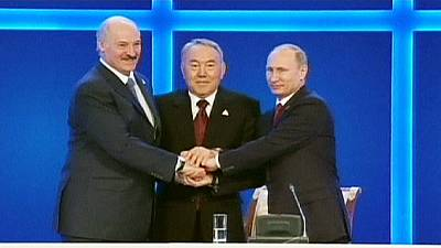 Eurasian Economic Union: 'Trade not politics'