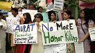 Cuatro nuevos detenidos en el caso de la pakistaní lapidada por casarse por amor