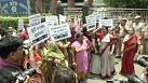 Indian authorities succumb to pressure: Five held over brutal gang rape and murder of teenagers