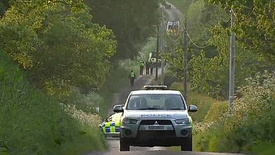 Three people killed in Scottish road rally