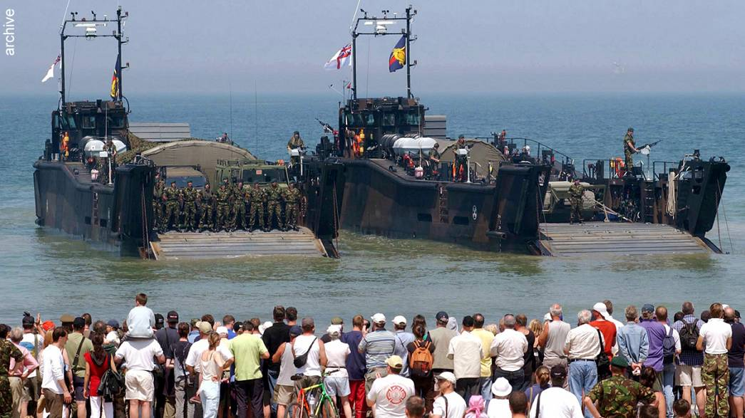 A guide to the events and commemorations to mark 70 years after D-Day