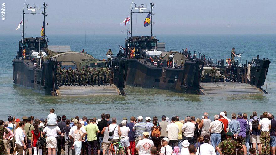 Déluge d'événements pour le 70ème anniversaire du débarquement des Alliés en Normandie
