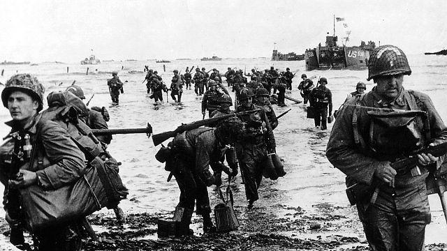 سبعون عاما على يوم النصر، ذكرى إنزال قوات الحلفاء في سواحل نورماندي