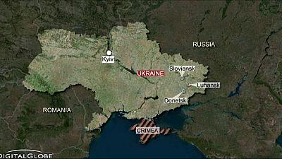 Violentos combates prosseguem no leste ucraniano