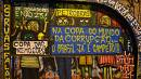 No carnival in Brazil as World Cup protests take place