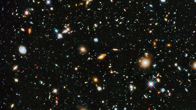 See the most colorful view of universe captured by space telescope