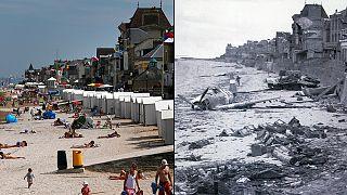 D-Day: Πριν και τώρα – Φωτογραφικό ρεπορτάζ