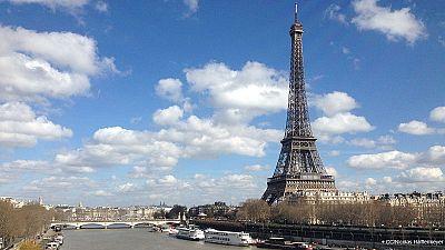 Internet : la capitale française fête son .paris