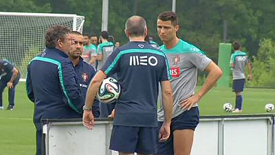 World Cup 2014: Portugal ready to shine