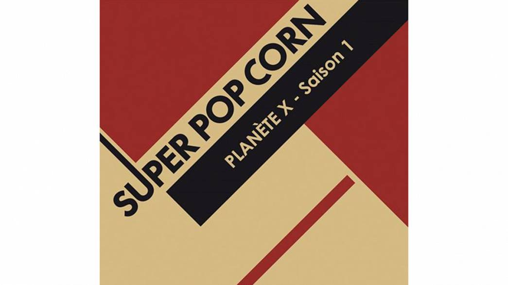 Back to the 80's: Super Pop Corn