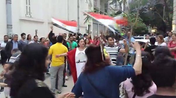 Ελλάδα: Πανηγυρισμοί Αιγύπτιων για τον νικητή των προεδρικών εκλογών