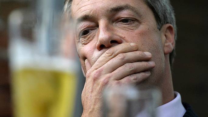 Eurosceptic re-shuffle as two key UKIP allies defect to Cameron's ECR group