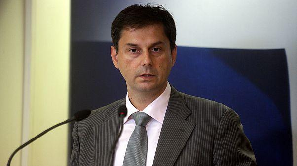 Παραιτήθηκε ο Χάρης Θεοχάρης από τη Γενική Γραμματεία Εσόδων