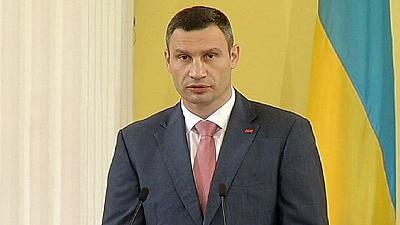 Boxer-turned-politician Vitali Klychko becomes Mayor of Kyiv
