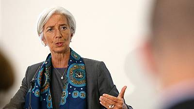 IMF boss rules herself out for top European Commission job