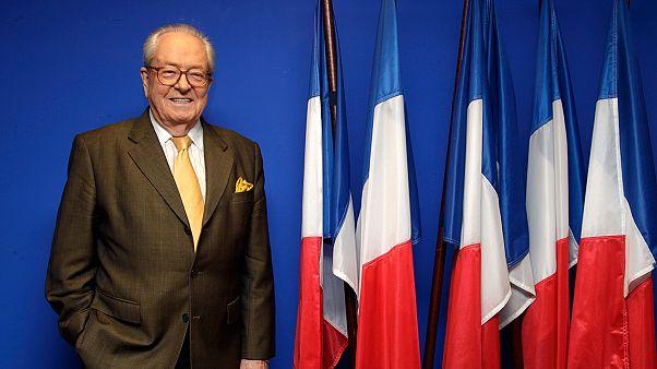 """Skandalvideo: J.-M. Le Pen droht mit dem """"Ofen"""""""