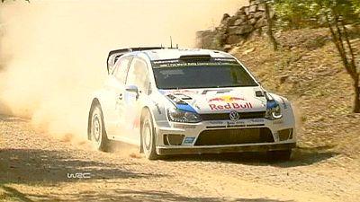 Speed: Feuer und Pannen bei der Sardinien-Rallye