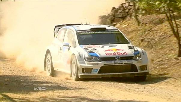Speed: Ogier extends championship lead