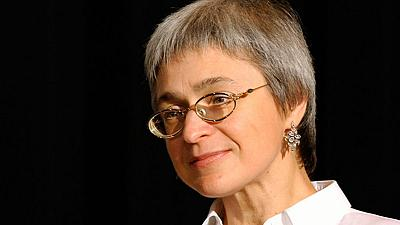 Two men jailed for life for murder of Russia's Politkovskaya