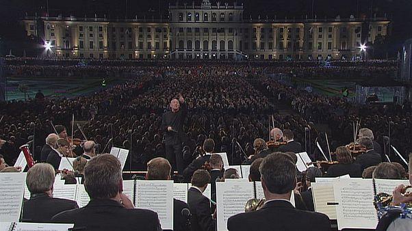 ادای دین ارکستر فیلارمونیک وین به ریشارد اشتراوس