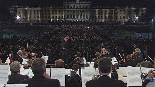 Летняя ночь Шенбрунна: Венский филармонический чествует Рихарда Штрауса