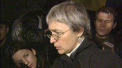 Russia: Two sentenced to life in Politkovskaya murder
